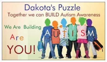 Dakota's Puzzle Custom Shirts & Apparel